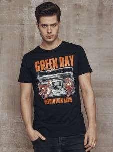 MC 018 Green Day Radio Black