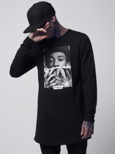 MT 339 Wiz Khalifa Half Face Black