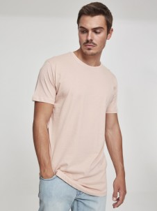 TB 638 Long Tee Light Rose