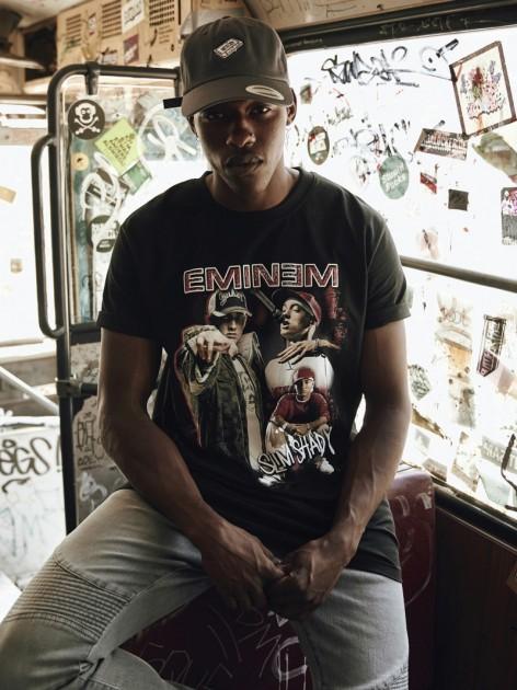 MT 528 Eminem Slim Shady Black