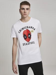 MC 314 Deadpool Chimichanga White