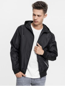 TB 160 Windbreaker Black