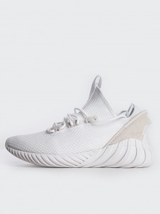 Tubular Doom Socks White