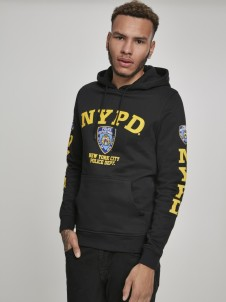 MC 323 NYPD Logo Black