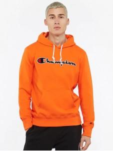 Mesh Logo Script Orange