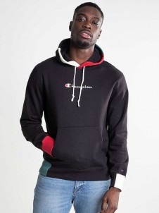 Small Logo Script Two Tone Black/Red