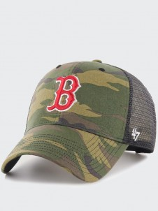 Boston Red Sox MVP Trucker Camo