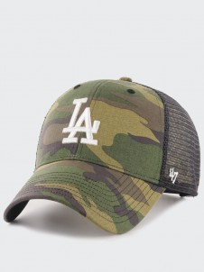 Los Angeles Dodgers MVP Trucker Camo