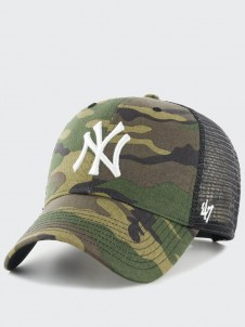 New York Yankees MVP Trucker Camo