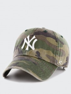 New York Yankees Clean Up Camo