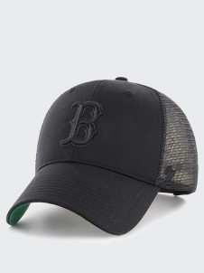 Boston Red Sox MVP Trucker Black
