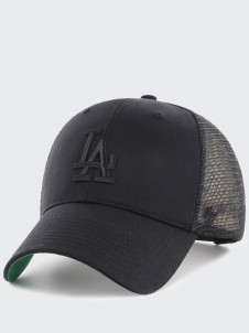 Los Angeles Dodgers MVP Trucker Black