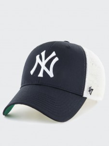 New York Yankees MVP Trucker Black/White