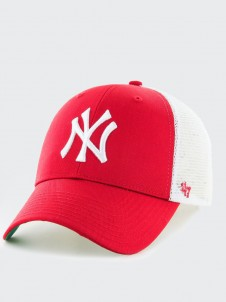 New York Yankees MVP Trucker Red/White