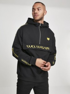 WU 043 Pull Over Black