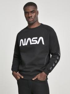 MT 862 NASA Worm Logo Rocket Tape Black