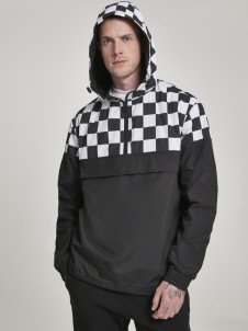 TB 2749 Check Pull Over Black