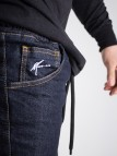 Form Pocket Dark Blue