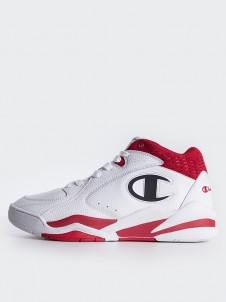 Mid Zone White/Red/White/Black