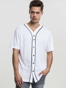 TB 1237 Baseball Mesh White