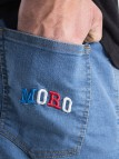 Moro Color Pocket Light Blue
